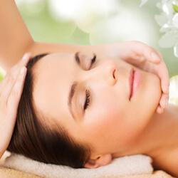 Energie-Massage
